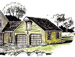 Garage Plans - Garage Building | GaragePlan.co.uk